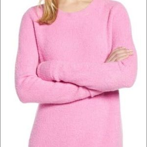 Halogen Cuffed Sleeve Sweater NWT